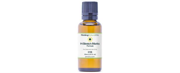 Healing Natural Oils H-Stretch Marks Formula Review