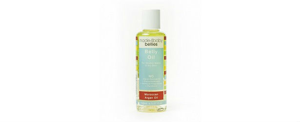 Made-4-Baby Belly Oil Review