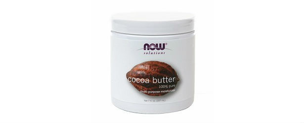 NOW Solutions Pure Cocoa Butter Review