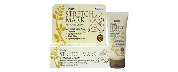 NanoMed Finale Stretch Mark Removal Cream Review