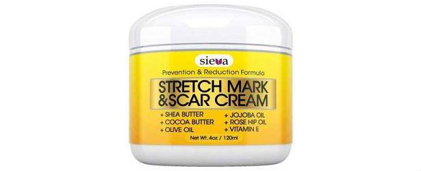 Sieva Stretch Mark and Scar Cream Review