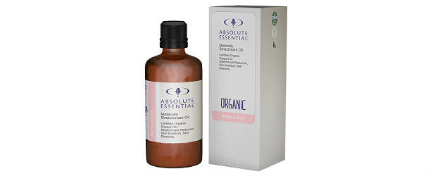 Absolute Essential Maternity Stretch Mark Oil (Organic) Review