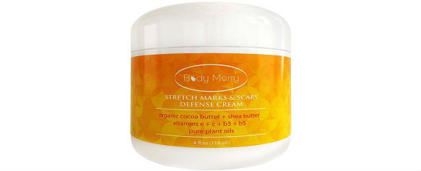 Body Merry Stretch Marks and Scars Defense Cream Review