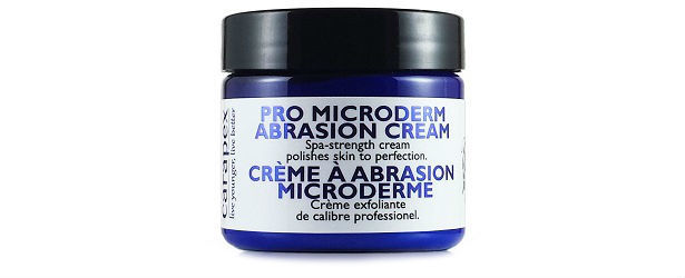 Carapex Professional Microdermabrasion Cream Review