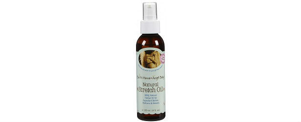 Earth Mama Angel Baby Natural Stretch Oil Review