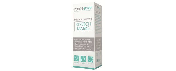Remescar Silicone Stretch Marks Scar Cream Review