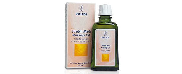 Weleda Stretch Mark Massage Oil Review
